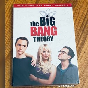 Price Firm: The Big Bang Theory - First Season